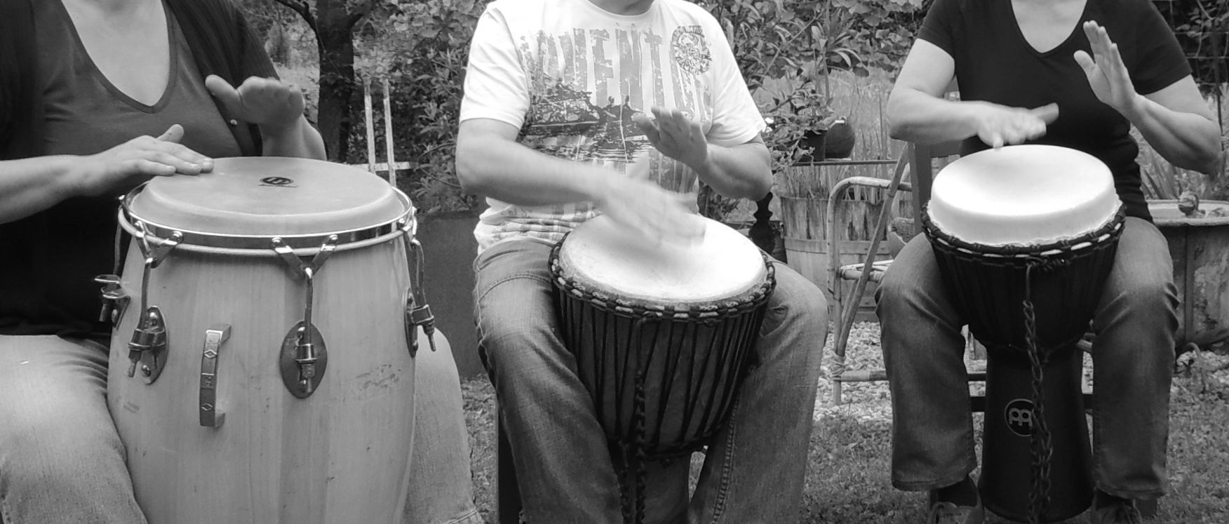 """THE GLOBAL RHYTHM"" – TROMMELN AUF DJEMBE, CONGA, CAJON"